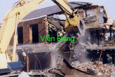 Tháo Dỡ Nhà Cũ An Toàn, Giá Rẻ Tại Hà Nội
